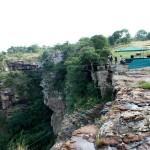Guney Afrika Oribi Vadi Atlayışı