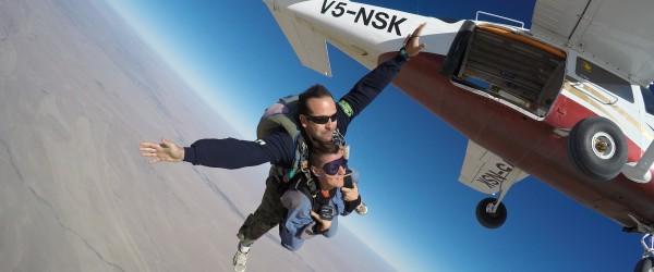 Namibya Skydiving